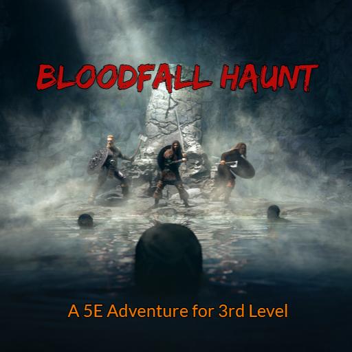 Bloodfall Haunt
