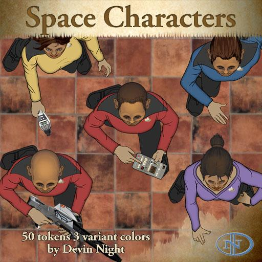 44 - Space Characters