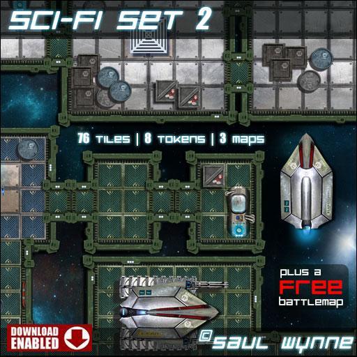Sci-Fi Set 2