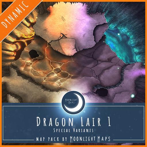 Dynamic | Dragon's Lair Cavern