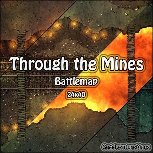 Through the Mines