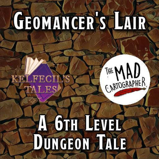 Dungeon Tale: Geomancer's Lair