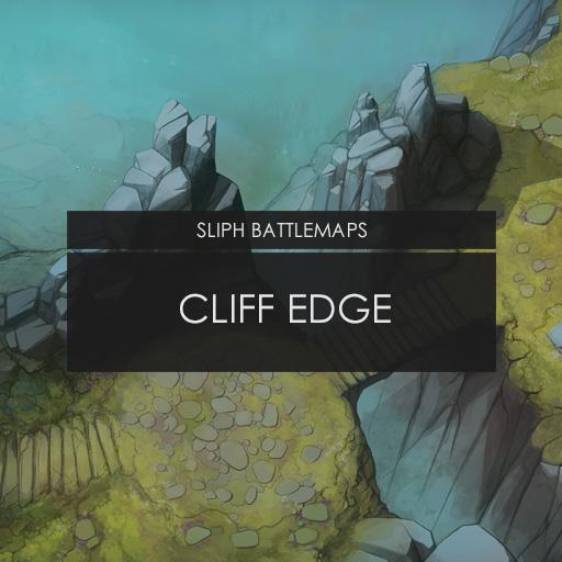 Cliff Edge   Battlemap