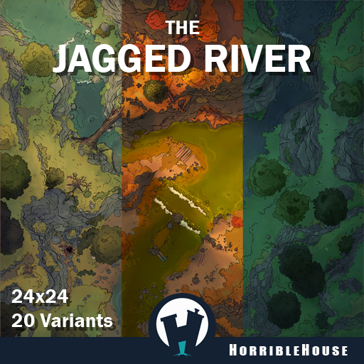The Jagged River