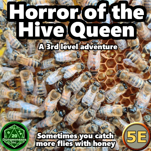 Horror of the Hive Queen