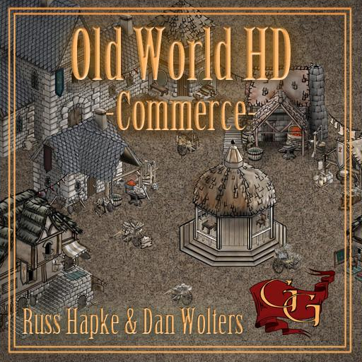 Old World HD - Commerce
