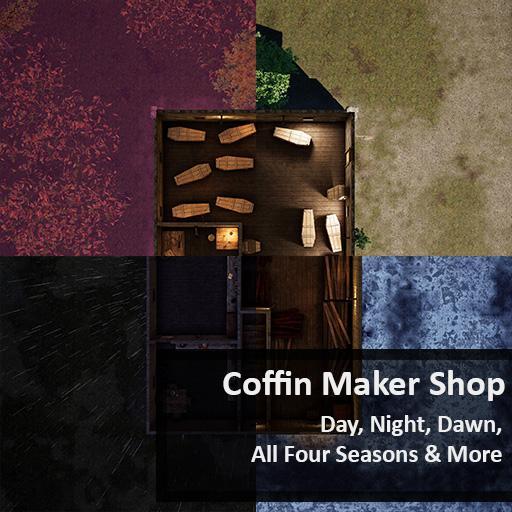 Coffin Makers Shop