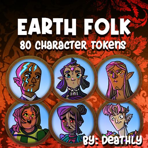 Earth Folk Tokens