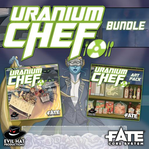 Uranium Chef: World and Art Bundle