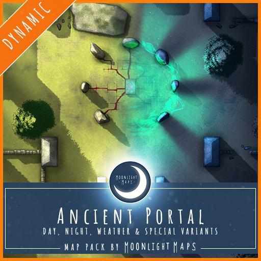 Dynamic   Ancient Portal