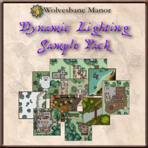 Dynamic Lighting Sample Pack