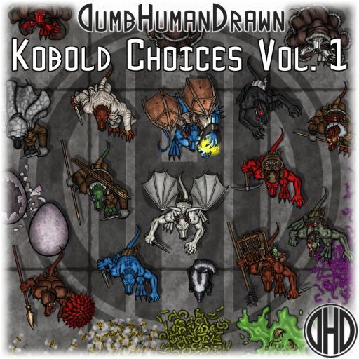 Kobold Choices Vol. 1