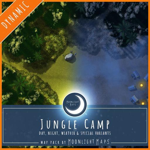 Dynamic   Jungle Camp