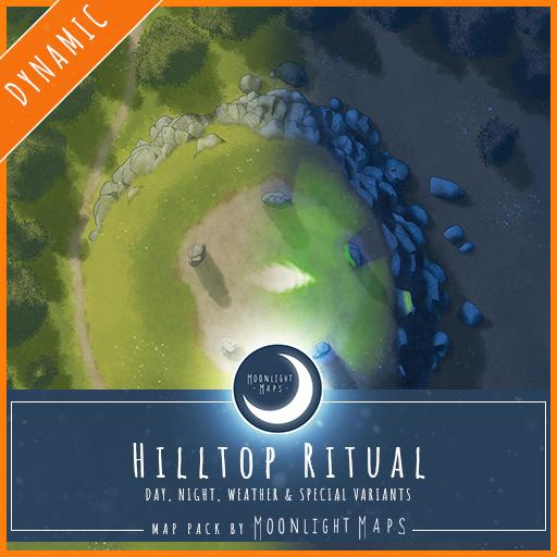 Dynamic   Hilltop Ritual