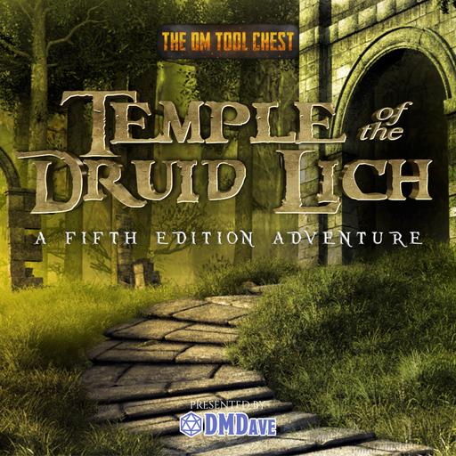 Temple of the Druid Lich