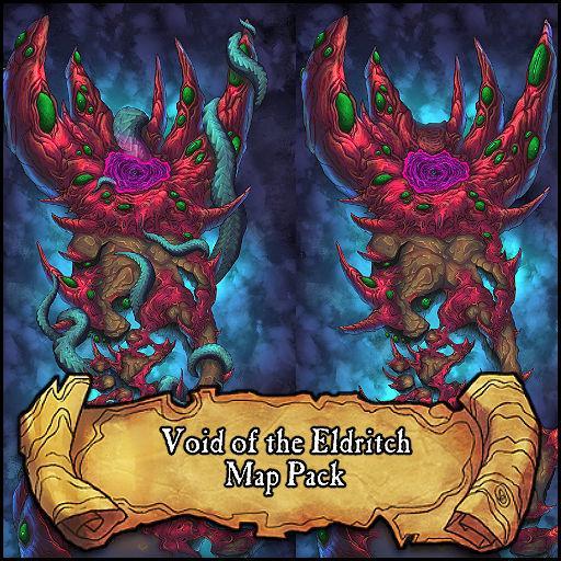 Void of the Eldritch Battlemap