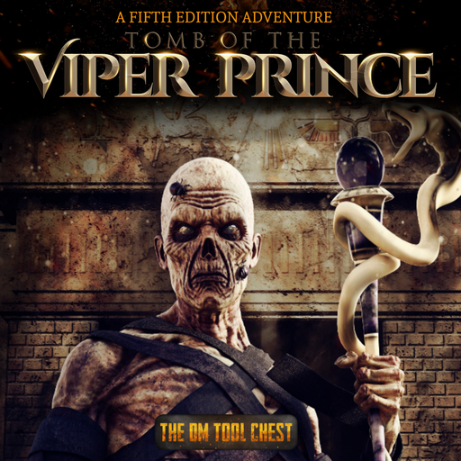 Tomb of the Viper Prince
