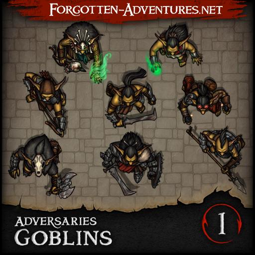 Goblins - Pack 1