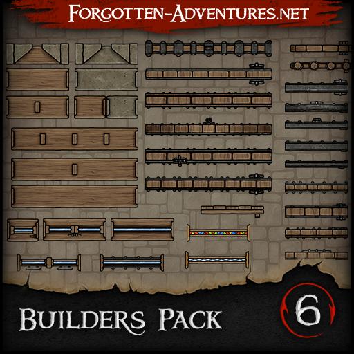 Builders Pack 6