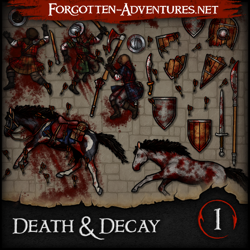 Death & Decay - Pack 1