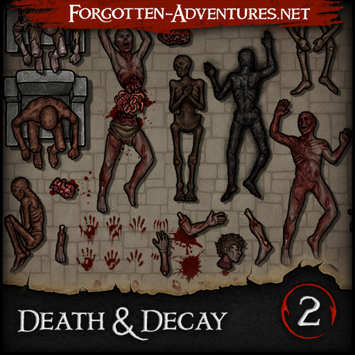 Death & Decay - Pack 2
