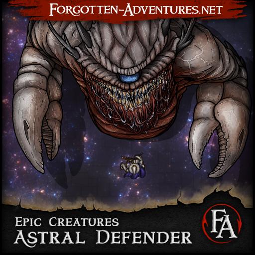 Epic Creatures - Astral Defender