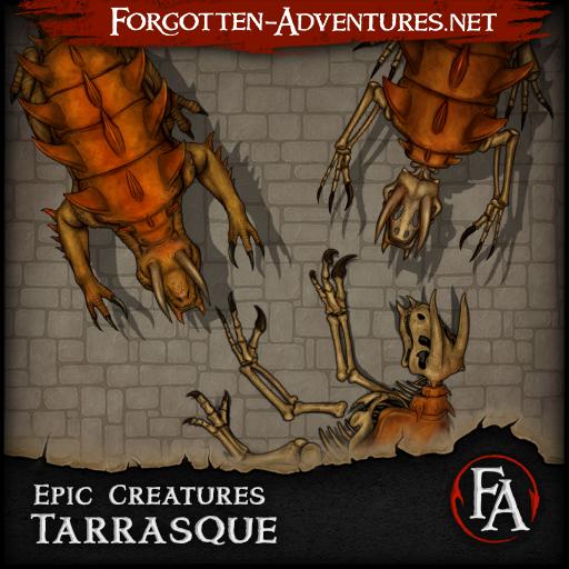 Epic Creatures - Tarrasque