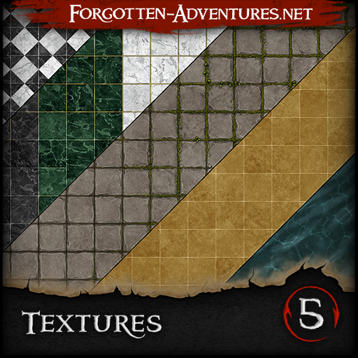 Textures - Pack 5
