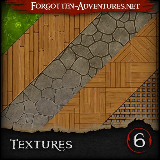 Terrain Textures - Pack 6