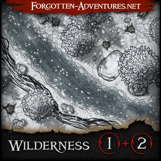 Wilderness - Pack 1+2