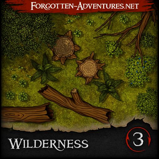 Wildersness - Pack 3