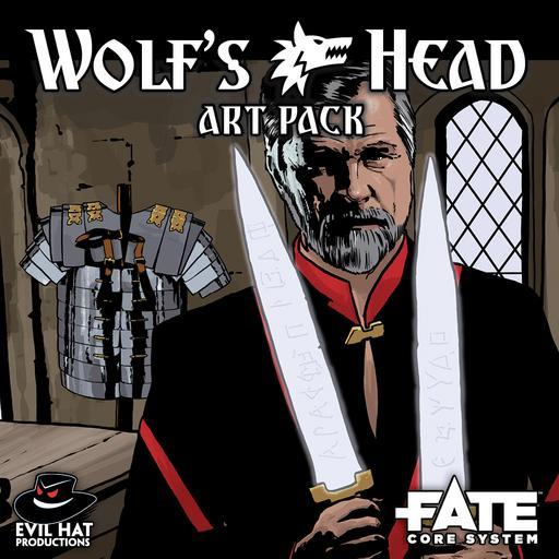 Wolf's Head: Art Pack