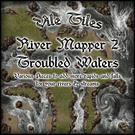Vile Tiles: River Mapper 2
