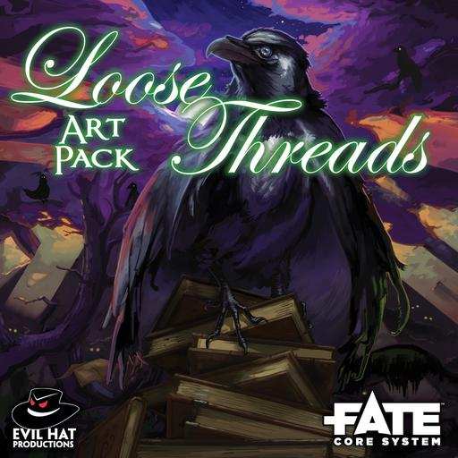 Loose Threads: Art Pack