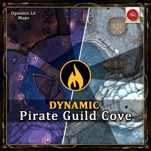 Dynamic - Pirate Guild Cove