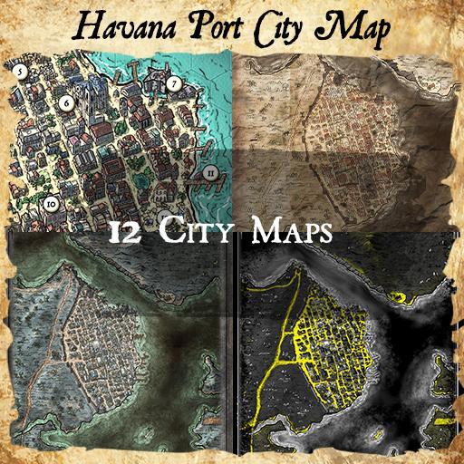 Havana Port City