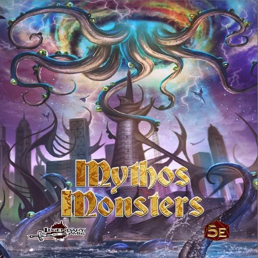 Mythos Monsters 5e