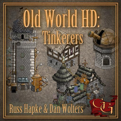 Old World HD - Tinkerers