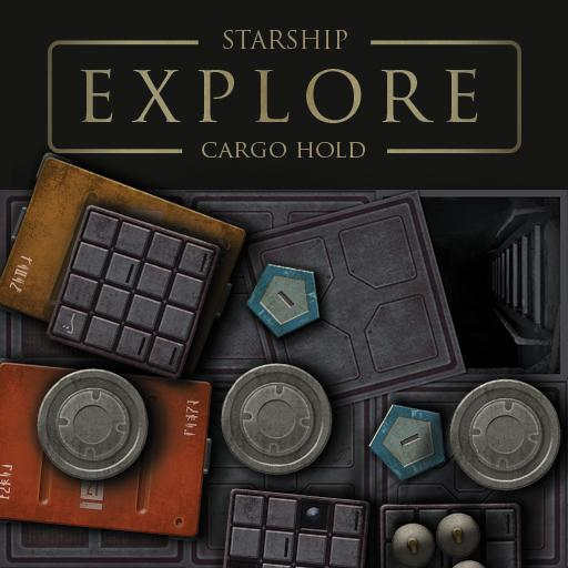 Starship Explore - Cargo Hold