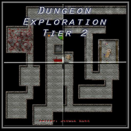 Dungeon Exploration Tier 2