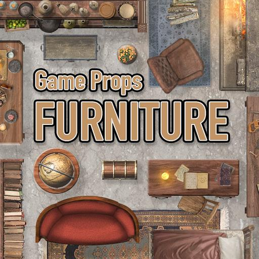 Game Props Furniture