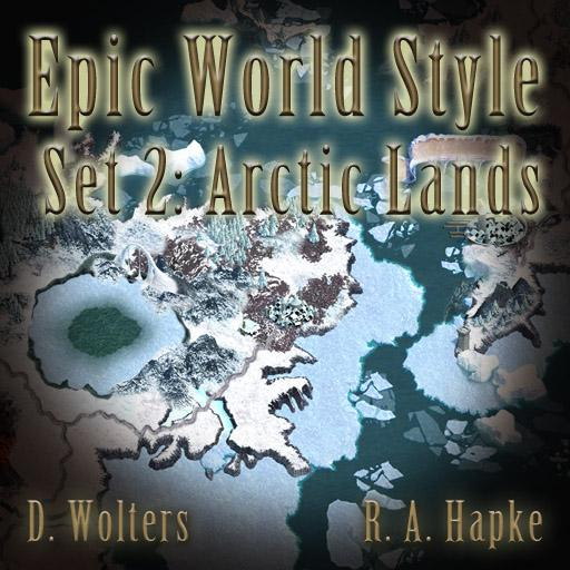Epic World Style set 2: Arctic Lands