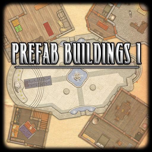 Prefab Buildings 1