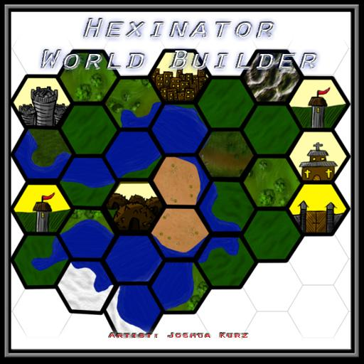 Hexinator World Builder