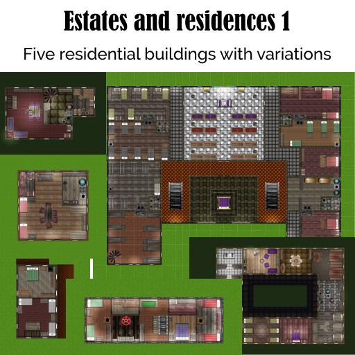 Estates and residences
