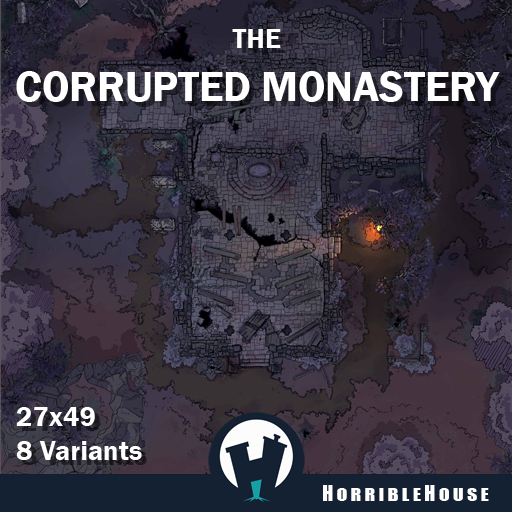 The Corrupted Monastery