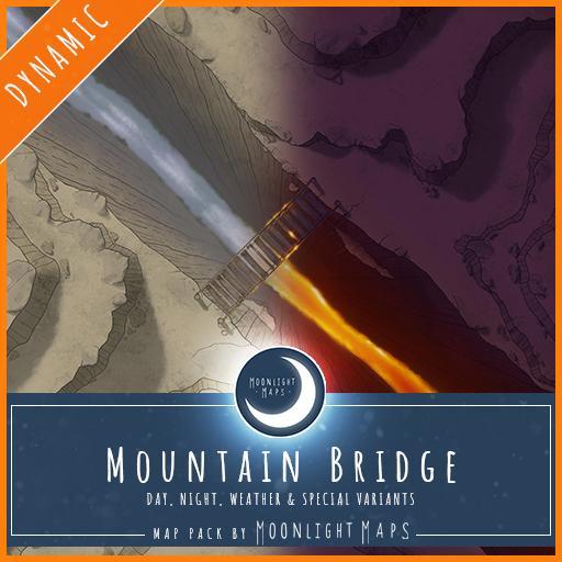 Dynamic   Mountain Bridge