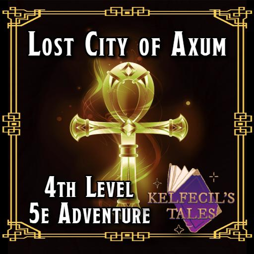 Lost City of Axum