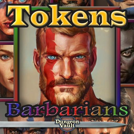 TOKENS: Barbarians