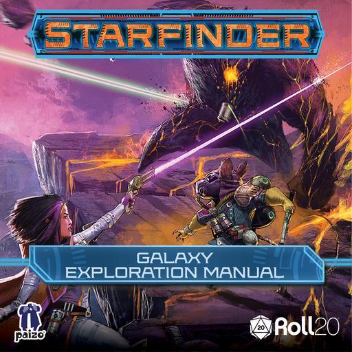 Starfinder Galaxy Exploration Manual